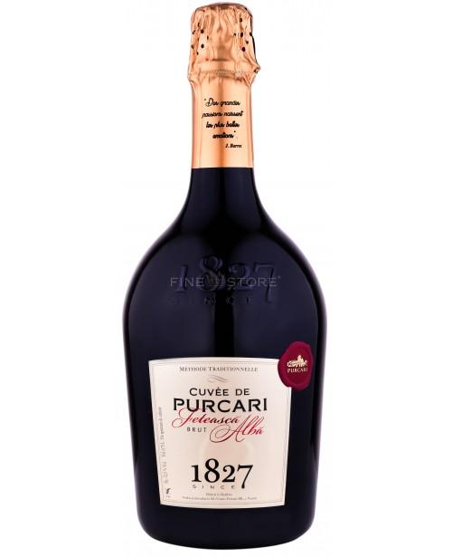 Cuvee de Purcari Feteasca Alba Brut 0.75L
