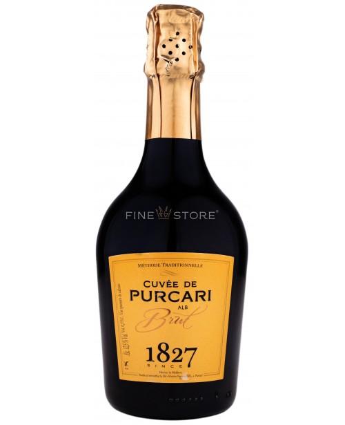 Cuvee de Purcari Alb Brut 0.375L
