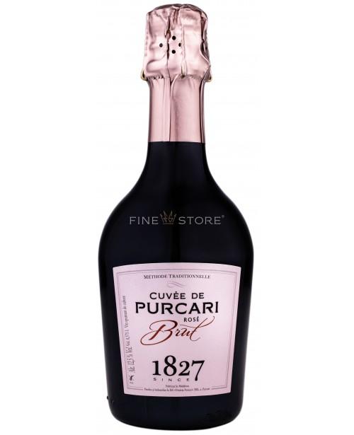 Cuvee de Purcari Rose Brut 0.375L