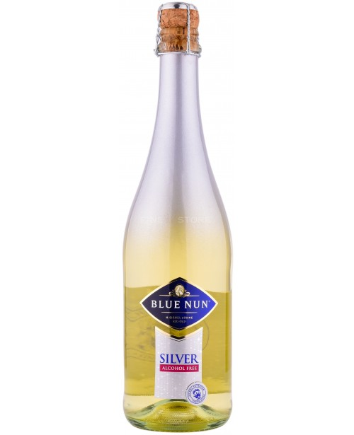 Blue Nun Silver Spumant Fara Alcool 0.75L