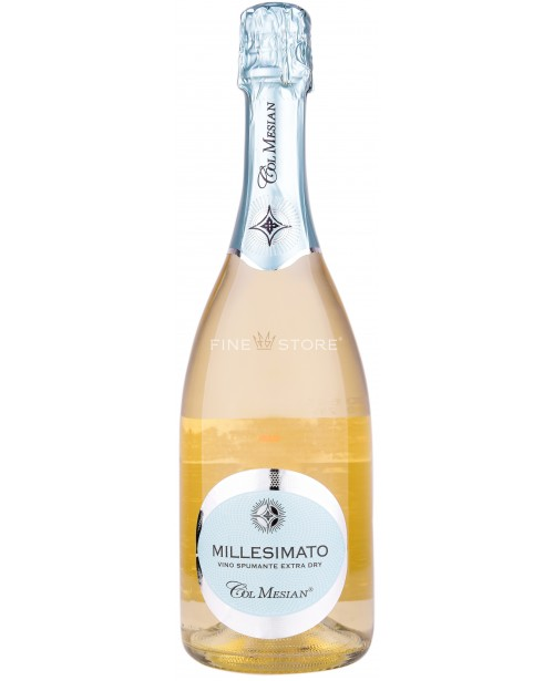 Col Mesian Millesimato Vino Spumante Extra Dry 0.75L