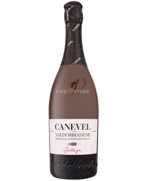 Canevel Setage Prosecco DOCG Brut 0.75L