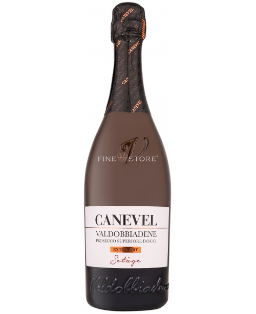 Canevel Setage Prosecco DOCG Extra Dry 0.75L