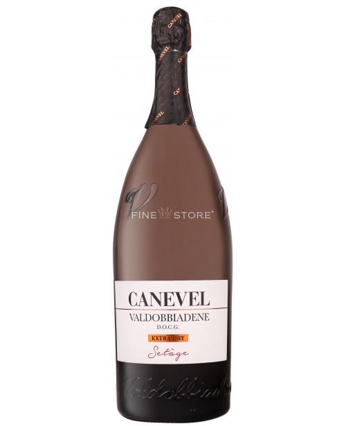 Canevel Setage Prosecco DOCG Extra Dry 1.5L