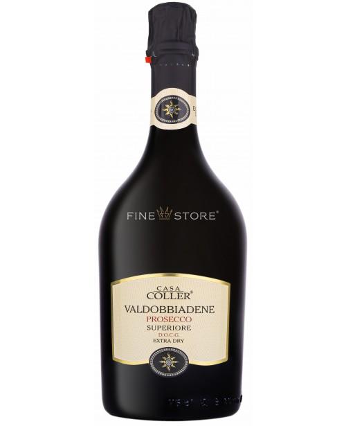 Casa Coller Valdobbiadene Prosecco DOCG Extra Dry 0.75L