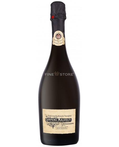 Carpene Malvolti 1868 Conegliano Valdobbiadene Prosecco Superiore Extra Brut 0.75L