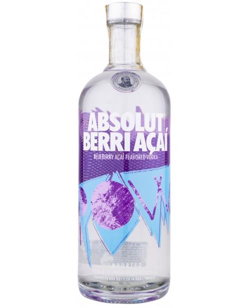 Absolut Acai Berry 1L