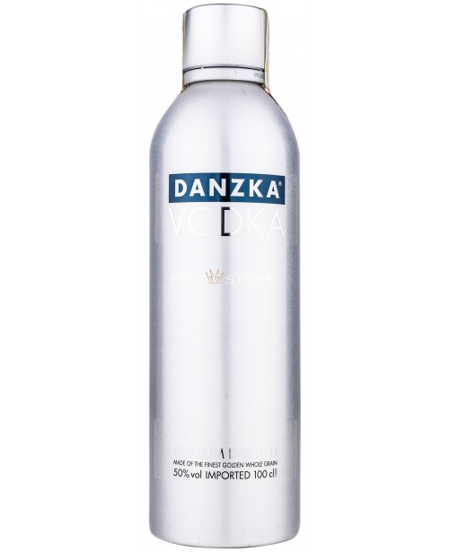 Danzka Black Vodka 1L