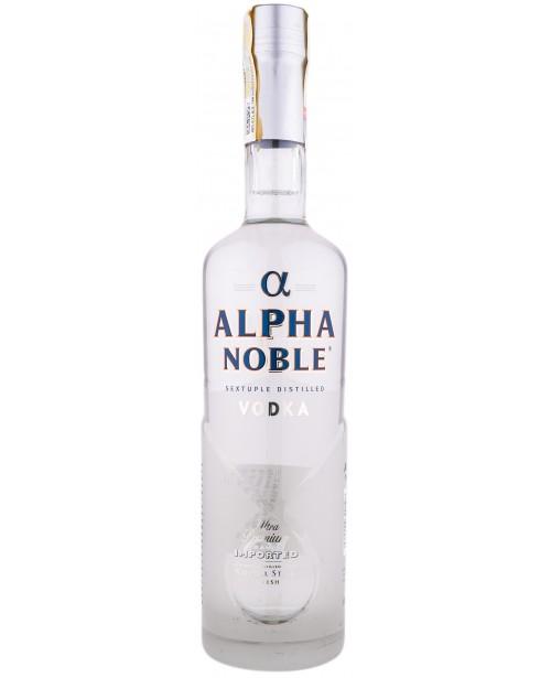 Alpha Noble Vodka 0.7L
