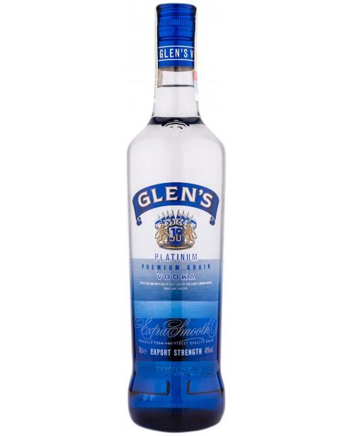 Glen's Platinum Vodka 0.7L