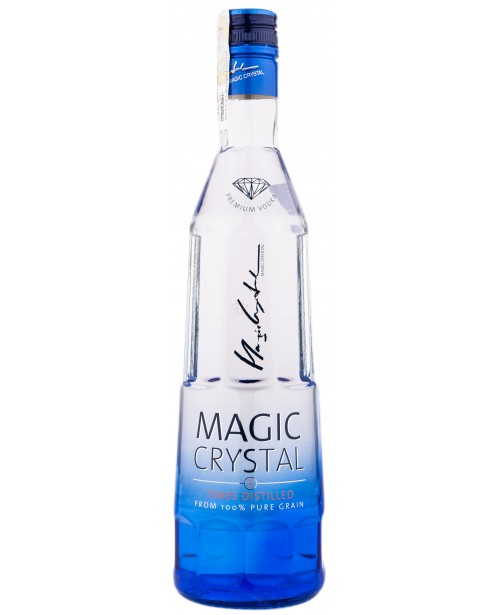 Magic Crystal Premium Vodka 0.7L Top