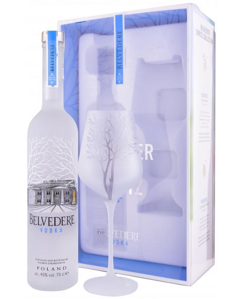 Belvedere Spritz cu Pahar 0.7L Top