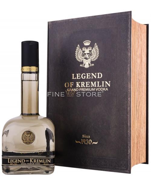Legend of Kremlin Book 0.7L