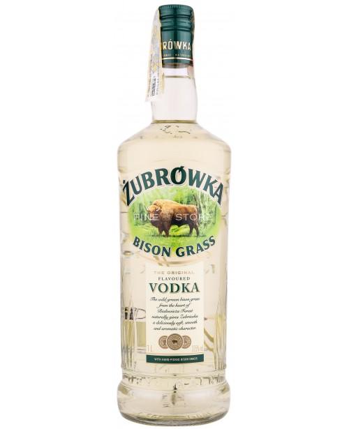 Zubrowka Bison Grass 1L
