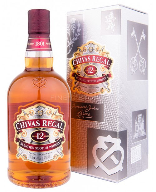 Chivas Regal 12 Ani 1.5L