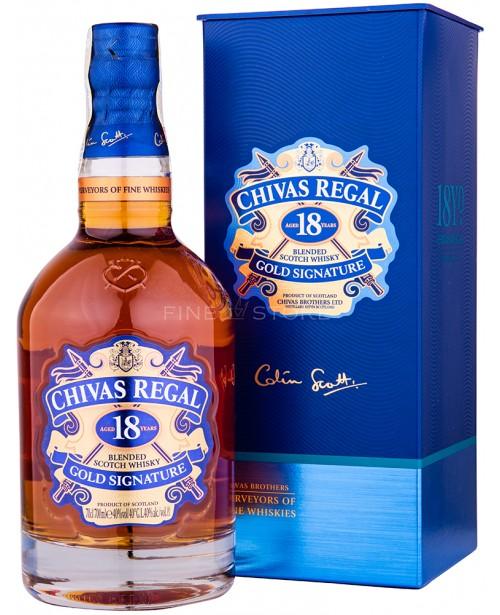 Chivas Regal 18 Ani 0.7L