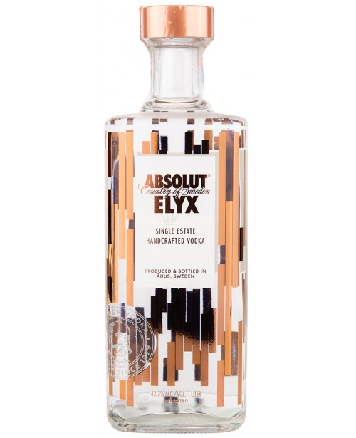 Absolut Elyx 1L Top