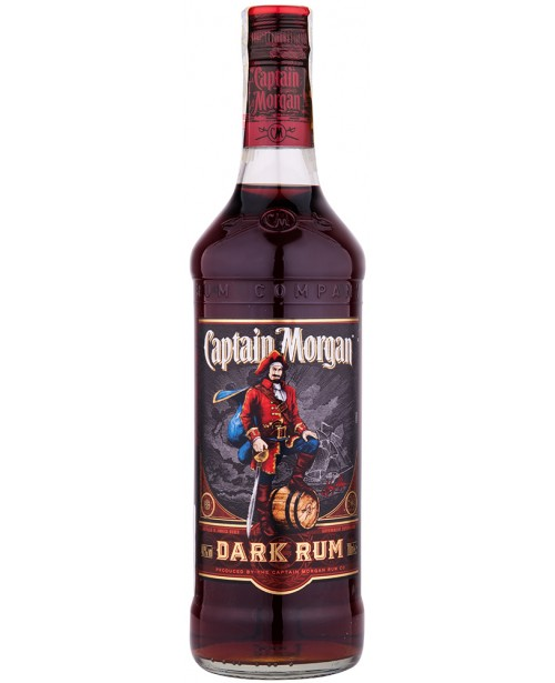 Captain Morgan Black 0.7L