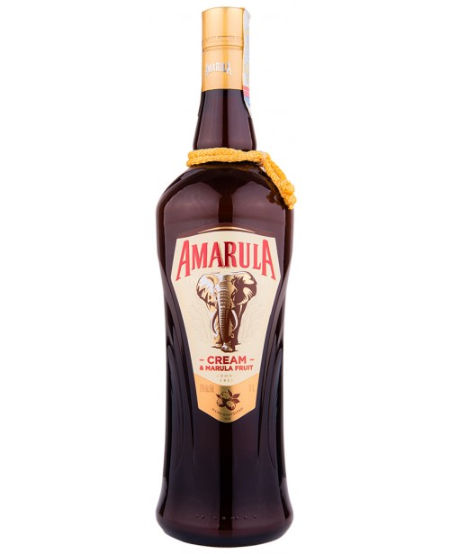 Amarula Cream 1L Top