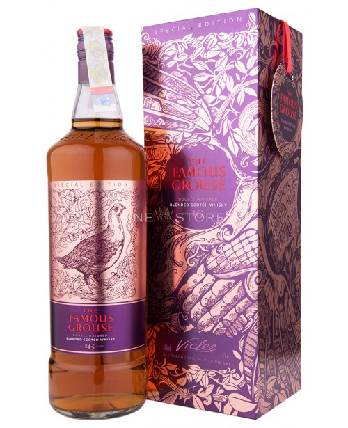 Famous Grouse 16 Ani Double Matured 1L