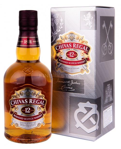 Chivas Regal 12 Ani 0.5L