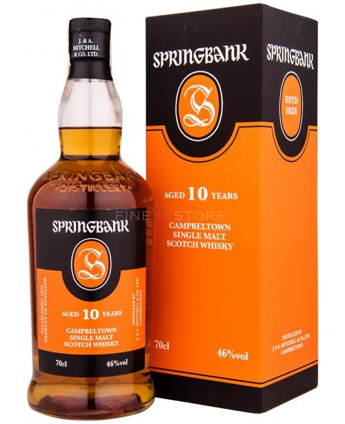 Springbank 10 Ani 0.7L
