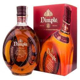 Dimple Deluxe 15 Ani 1L
