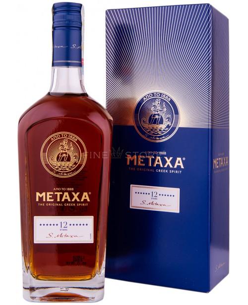 Metaxa 12 Stele 0.7L Top