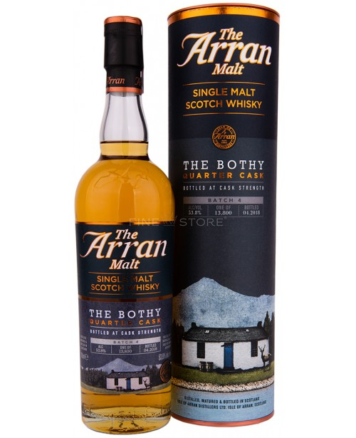 Arran The Bothy Quarter Cask 0.7L Top