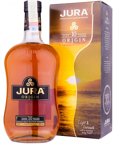 Isle of Jura 10 Ani Origin 1L