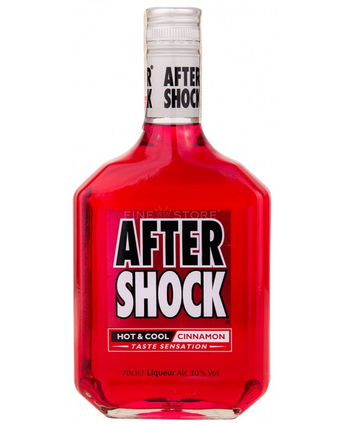 Aftershock Red 0.7L Top