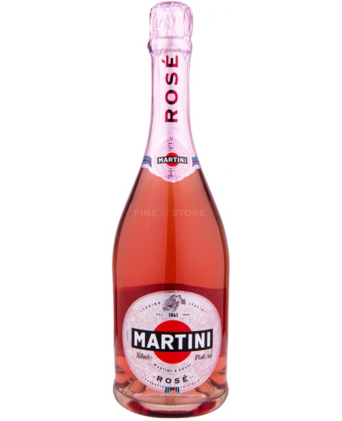 Martini Sparkling Rose 0.75L