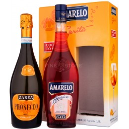 Amarelo Spritz Cocktail To Go 1.45L
