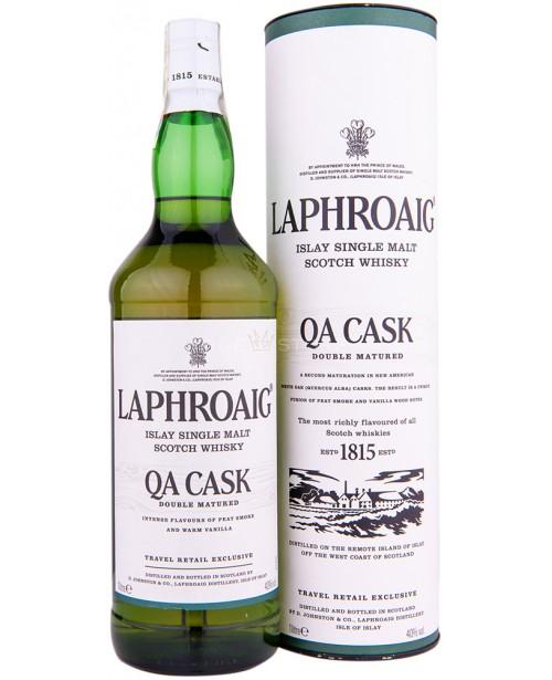 Laphroaig Quercus Alba Cask 1L