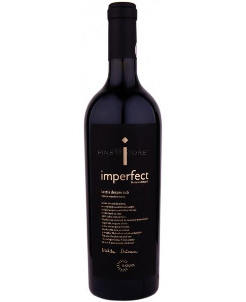 Rasova Imperfect Rosu 0.75L