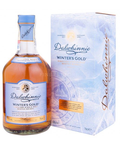 Dalwhinnie Winter's Gold 0.7L