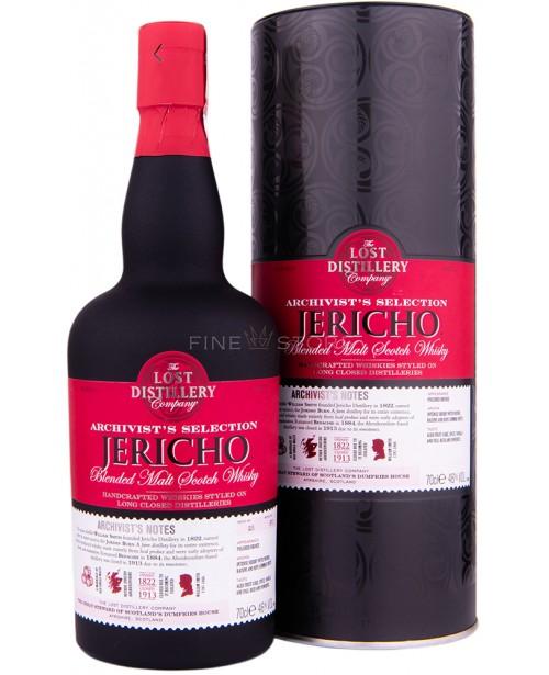 Jericho Archivist's Selection 0.7L