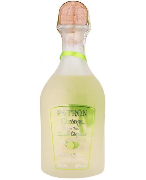 Patron Citronge Lime 0.7L