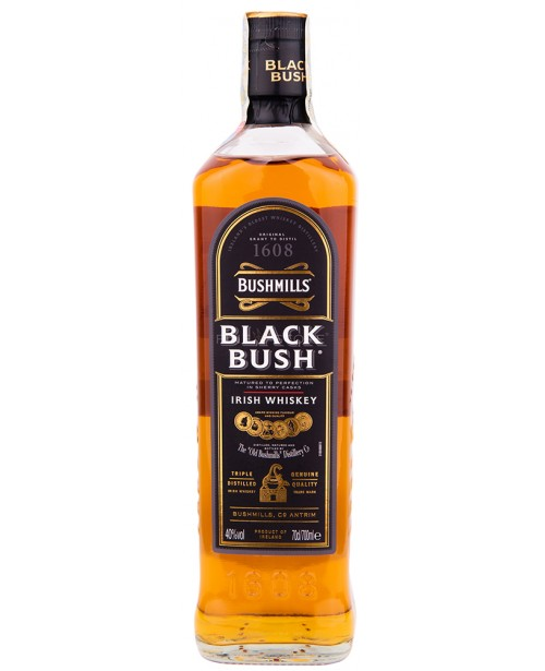 Bushmills Black Bush 0.7L