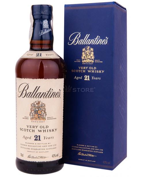 Ballantine's 21 Ani 0.7L