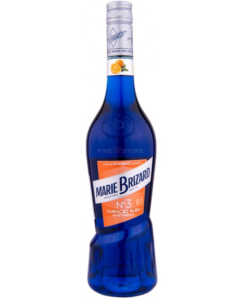 Marie Brizard No 3 Blue Curacao 0.7L