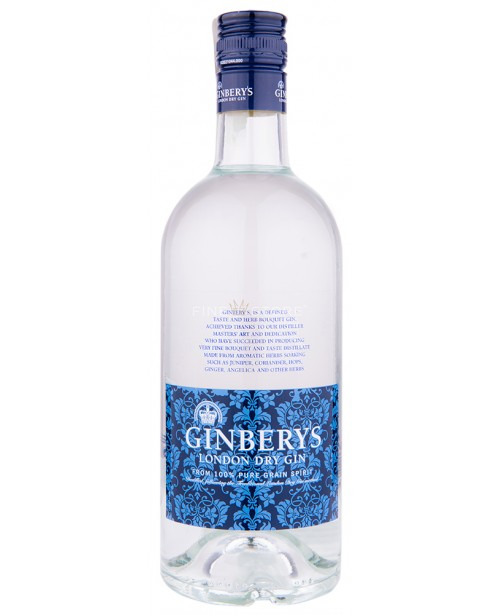 Ginbery's London Dry Gin 0.7L