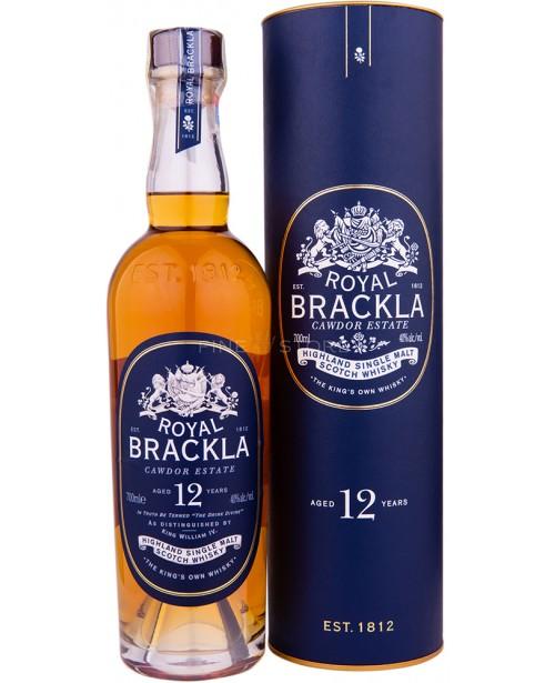 Royal Brackla 12 Ani 0.7L