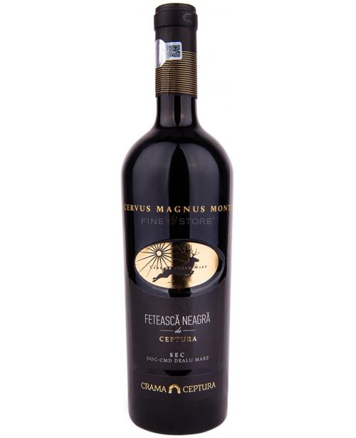 Ceptura Cervus Magnus Monte Feteasca Neagra 0.75L