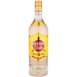 Havana Club Anejo Blanco 3 Ani 1L