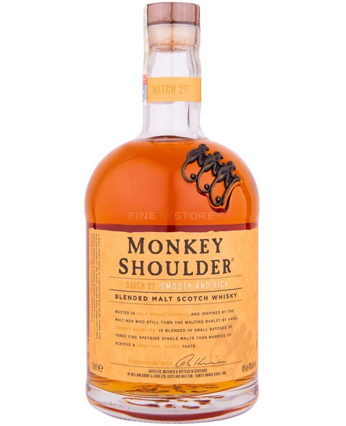 Monkey Shoulder 0.7L Top