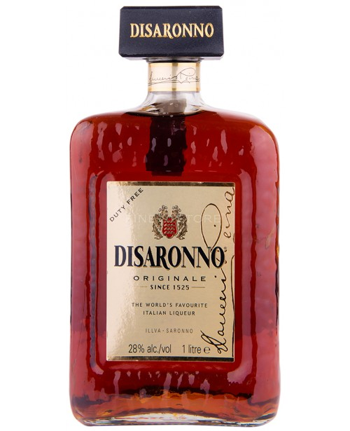 Amaretto Disaronno 1L Top