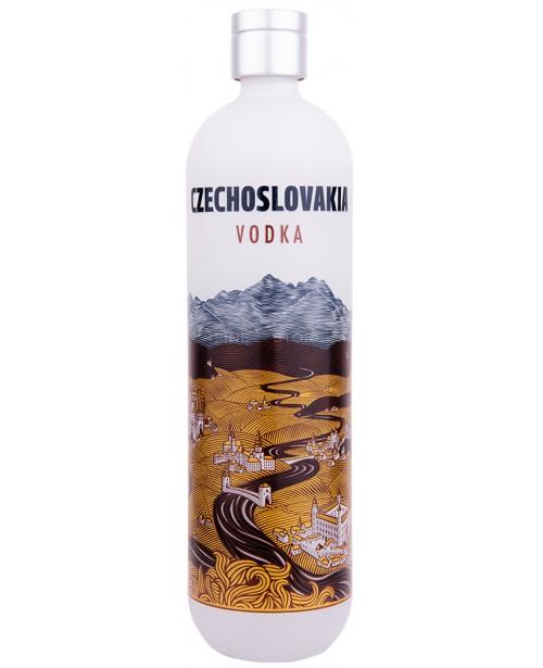 Czechoslovakia Vodka 0.7L