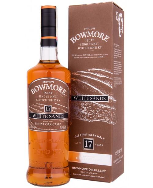 Bowmore 17 Ani White Sands 0.7L