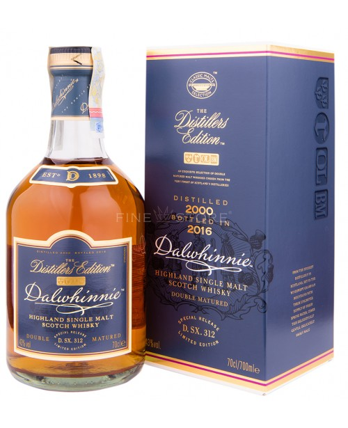 Dalwhinnie Distillers Edition Oloroso Cask 0.7L